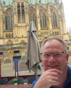 Dining in Metz, France