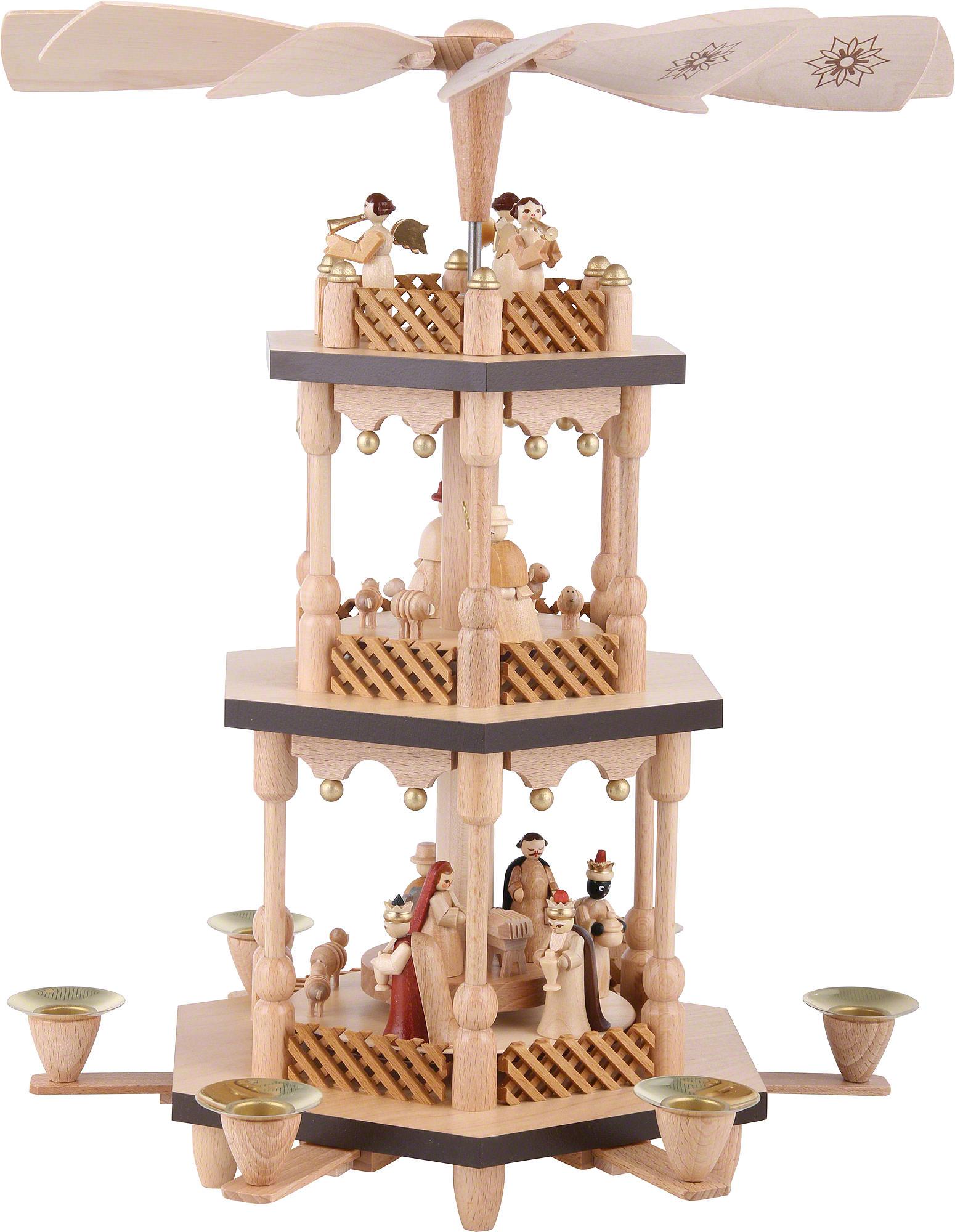christmas-pyramid
